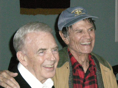 Larry Storch norma storch